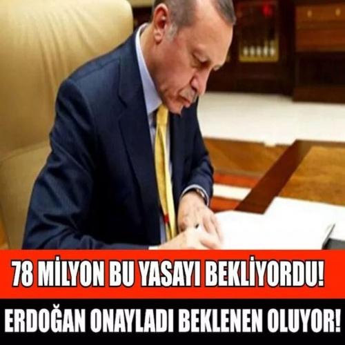 Cumhurbaşkanı Erdoğan vatandaşlara sevindirici gelişmenin haberini verdi. Yıl sonuna kadar ücretsiz faydalanabilecek. İşte detaylar.  Resmin üzerine tklayarak devam ediniz.