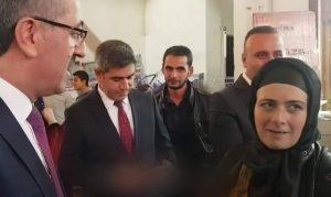 Belediye Başkanı'ndan çarşıda karşılaştığı Trabzonlu kadına tepki çeken sözler: Sizi biz Müslüman yaptık