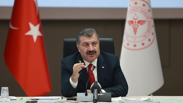 Sağlık Bakanlığı 'covid19.saglik.gov.tr' adresinde Türkiye haritası üzerinden yayımlanan verilere göre, 8-14 Şubat 2021 tarihleri arasında Kovid-19 vaka sayılarının nüfusa oranla en fazla olduğu iller