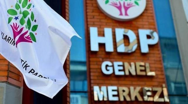 Son günlerde sıkça tartışılan HDP'nin kapatılmasıyla ilgili yeni bir gelişme yaşandı.