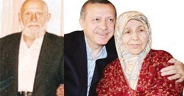 Tayyip Erdoğan'ın ailesinin kökeni belli oldu.