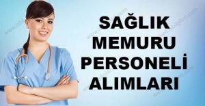 Sağlık Bakanlığı Personel Alımı Şartları ve Detayları