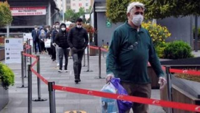 İçişleri Bakanlığı'dan 'Market Tedbirleri' genelgesi yayımlandı.. Markete gidecekler dikkat artık yasaklandı..