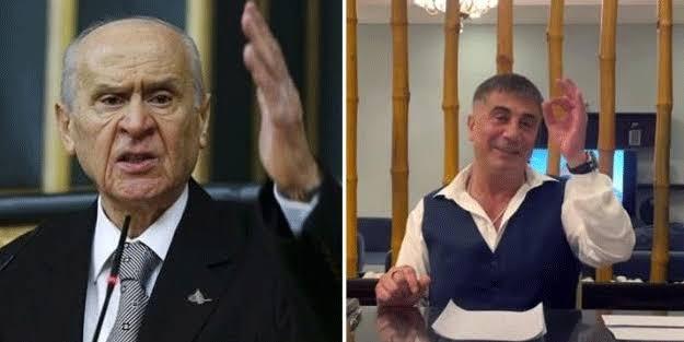Son Dakika! Bahçeli'den Soylu'ya destek: Kimse İçişleri Bakanı'nın boynuna tasma geçiremez, buna hiçbir alçağın gücü yetmeyecektir