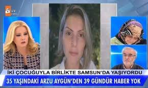 Samsun'da 42 gündür kayıp olan 35 yaşındaki kadının c.e.s.edi ç.u.v.al içinde na.y.lo.na sa.r.ı.l.mış ve ç.ü.r.ü.m.üş halde ormanlık alanda bulundu.