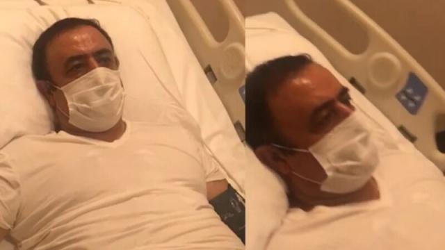 Mahmut Tuncer hastaneye kaldırıldı! İşte son durumu…Ünlü türkücü Mahmut Tuncer (59), dün gece yüksek tansiyon şikayetiyle hastaneye kaldırıldı. Eşi Işıl Tuncer, ünlü türkücünün sağlık durumu hakkında bilgi verdi.59 yaşındaki usta sanatçı önce akşam saatlerinde omuz ağrısı nedeniyle Maslak Acıbadem Hastanesi'ne gitti.