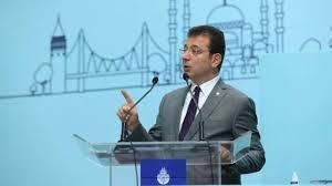 """""""Raylı Sistemlerde Büyük Hamle"""" toplantısında konuşan İstanbul Büyükşehir Belediyesi Başkanı Ekrem İmamoğlu, 2021 yılı sonunda proje çalışması bitecek HIZRAY ile Beylikdüzü-Sabiha Gökçen arasındaki sürenin 1 saate düşeceğini söyledi."""