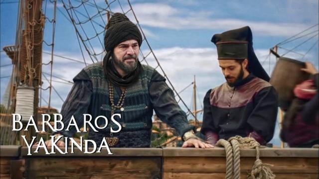 TRT 1 ekranlarında yayınlanması beklenen Barbaros dizisi için sonunda resmi bir detay geldi. Hatta gelen ilk detaydan fazlası oldu ve Barbaros ilk tanıtım yayınlandı.