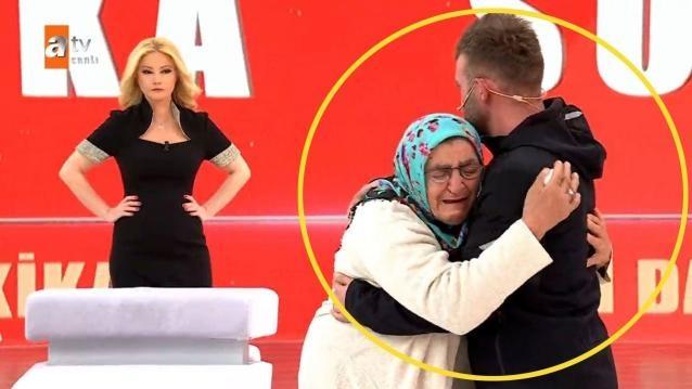 Bo/şanacağı gün ortadan ka/ybolan Cengiz Altunoğlu'nun annesi, oğlunu Müge Anlı'nın programında aradı.