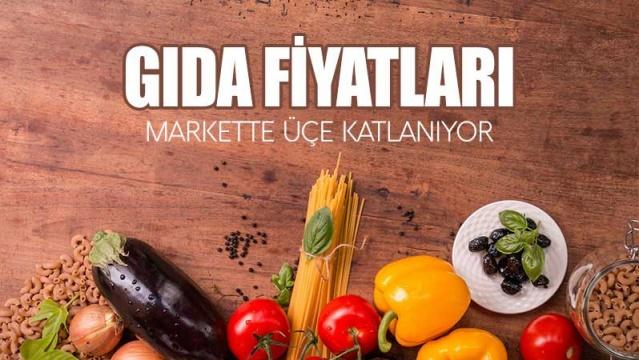 Yapılan açıklamalara göre gıda fiyatları markete gelen kadar üç kat artıyor. Türkiye Ziraat Odaları Birliği (TZOB) Genel Başkanı Şemsi Bayraktar'ın ifadelerine göre nisan ayı çalışmalarında üretici ile market arasındaki fark fazladır. Sırasıyla süt 3,3 kat, ıspanak 3,4 kat, kuru soğan 3,5 kat ve maydanoz ile yeşil soğan 3,7 kat fiyat farkı ile tüketiciye satışa sunuluyor. Bunun nedeni olarak ise üretimi maliyetlerinin yüksek olduğu belirtiliyor. Bu nedenle ucuz gıdaya erişim için üretim maliyetlerinin daha indirimli olması gerekiyor. Özellikle ilaç, sulama, elektrik ve gübre fiyatlarında indirime gidilmelidir.