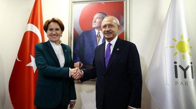 Aday Olurum Diyen Kılıçdaroğlu'na İYİ Parti'den HDP Şartı Geldi!CHP lideri Kemal Kılıçdaroğlu'nun bir süre önce 'Cumhurbaşkanı adayı olurum' sözlerinin yankısı devam ediyor İYİ Parti'de gündem Kılıçdaroğlu'nun aday olması halinde 2023 yılındaki Cumhurbaşkanlığı seçiminin kazanılıp kazanılamayacağı. İstenmesi durumunda Kılıçdaroğlu'nun adaylığı kabul edilecek, lakin tek itirazın HDP'ye olması bekleniyor.