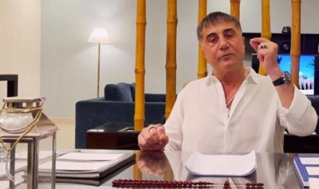 Sedat Peker, mafya-siyaset-güvenlik sarmalına ilişkin iddialarda bulunduğu videoların yedincisini yayımladı. Detayı haberimizin detayındadır.