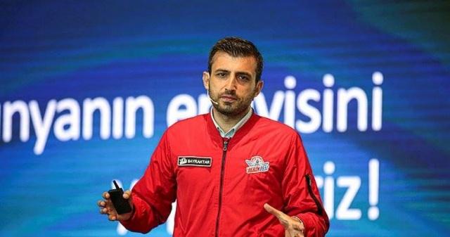 Baykar Teknik Müdürü ve T3 Vakfı Mütevelli Heyeti Başkanı Selçuk Bayraktar katıldığı televizyon programında, CHP'li Veli Ağbaba'nın iftiralarına tepki gösterdi. Baykar Teknik Müdürü ve T3 Vakfı Mütevelli Heyeti Başkanı Selçuk Bayraktar CNN'de Ahmet Hakan'ın programında merak edilen soruları cevaplandırdı. Kimseden bağış, devir ya da tahsis almadıklarını belirterek CHP'li Veli Ağbaba'nın iftiralarına tepki gösteren Bayraktar, şu ifadeleri kullandı:
