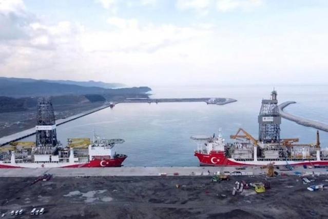 Türkiye'nin 3. Büyük limanı olacak. Filyos limanında Kanuni ve Fatih sondaj gemileri sismik tarama aramalarına devam ediyor.Başkan Recep Tayyip Erdoğan 4 Haziran günü Zonguldak ziyaretinde çok önemli açıklamalar yapacak. Petrol ve doğalgaz aramaları ile alakalı yenilikler ve büyük bir müjde bizlere sunulacak.