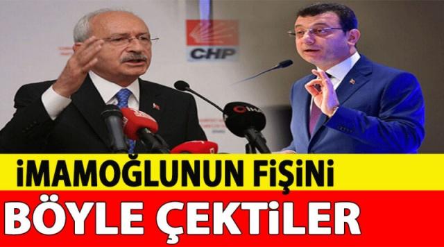 Türkiye son günlerde Kılıçdaroğlunun aday olup olmayacağını tartışırken Kılıçdaroğlundan geri vites gelmişti şimdiye kadar Başkan Erdoğan'ın karşısına çıkmaya cesaret edemeyen ilk s'eçimlerde Ekmeleddin İhsanoğlunu 2.s'eçimde ise Muharrem İnceyi çıkaran Kılıçdaroğlu 2023 seçinleri içinde çarpıcı bir açıklama yapmış yaptığı bu açıklama İmamoğlunun fişini çekti yorumlarında bereberinde getirmişti Hürriyet yazarı Abdulkadir Selvi, Kılıçdaroğlu'nun dün yaptığı açıklamayı köşesine taşıdı