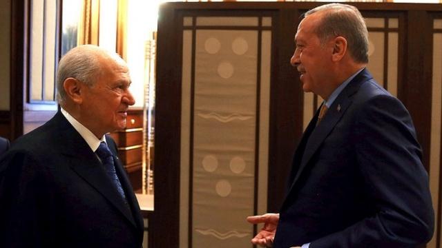 Siyaset Kulisleri Çalkalanıyor İşte Bahçeli'nin Erdoğan'dan İsteği... Ayrıntılar Haberin Devamındadır…