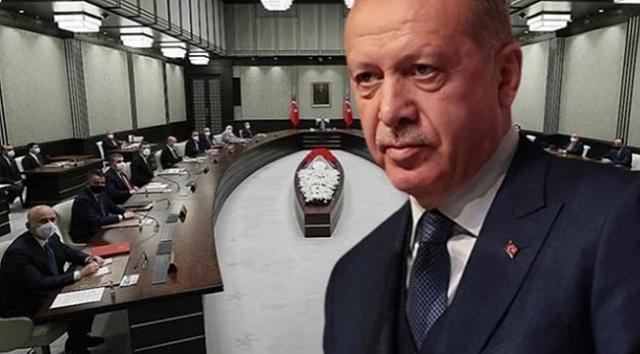 Erdoğan'dan Flaş Hamle.. Acil Toplanıyorlar! Ayrıntılar Haberin Devamındadır…