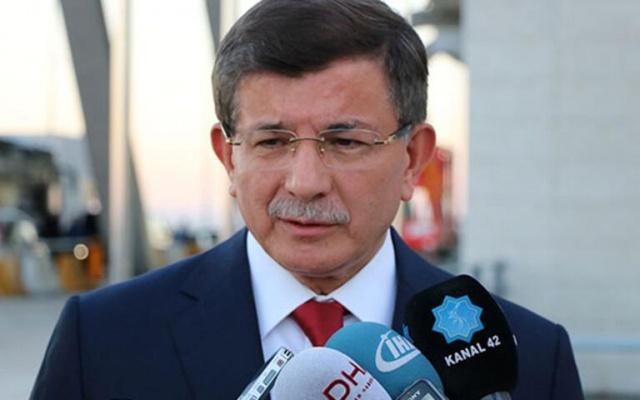 Ahmet Davutoğlu'ndan bomba Selahattin Demirtaş açıklaması! İzin vermedim..