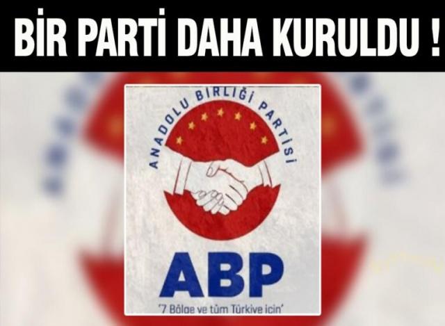 2020'nin ilk partisi kuruldu.. Davutoğlu'ndan Sonra O İsim de Parti Kurdu …