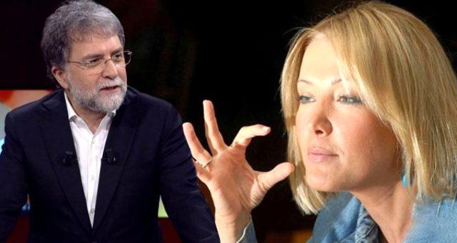 Berna Laçin, kendisini eleştiren Ahmet Hakan'a cevap verdi: Bu Sözler Çok Konuşuldu…