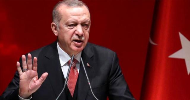 Erdoğan'dan Trump'a Yeni Bir Sert Tepki