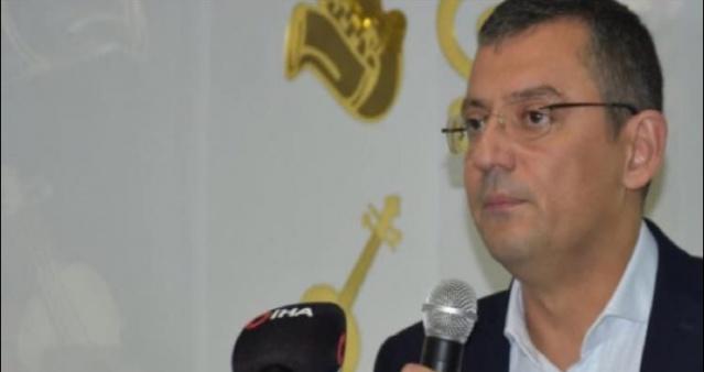 CHP'li Özgür Özel'den erken seçim çıkışı…