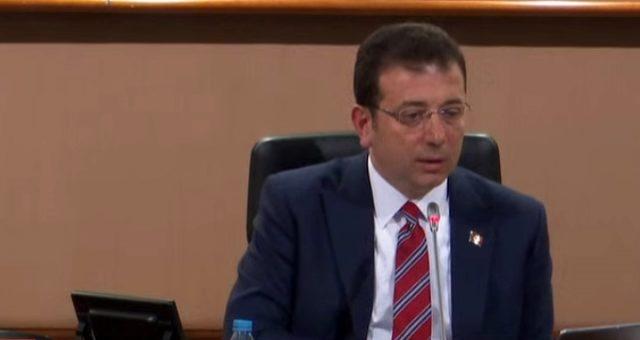İstanbul Büyükşehir Belediyesi Meclisi'nde küfür gerilimi: İmamoğlu Küfür Etti mi?