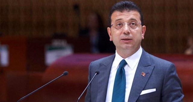 Ekrem İmamoğlu FETÖ'cü danışman iddialarına yanıt verdi: AK Parti döneminde de çalıştı. İşte O Açıklamalar..
