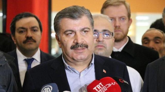 Türkiye Cumhuriyeti Sağlık Bakanlığından Karantina Açıklaması .