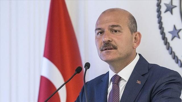 Süleyman Soylu'dan korkutan açıklama: İstanbul depremi Türkiye'nin bekasını t'ehdit eder Hastanede koronavirüs tedavisi sona veren İçişleri Bakanı Süleyman Soylu,