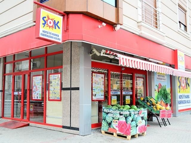 üm Türkiye'de zincirleri olan Şok marketler zincirinin sahibi bakın kim çıktı