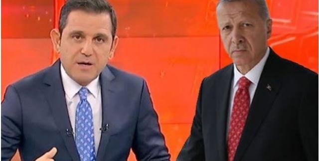 Fatih Portakal'dan Recep Tayyip Erdoğan'a yanıt..
