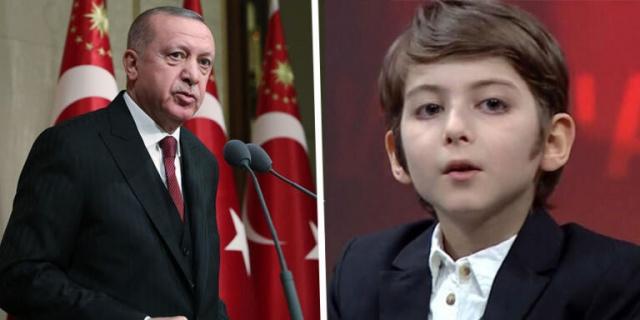 Cumhurbaşkanı ve AKP Genel Başkanı Erdoğan 'Okullardan yarınlara' adlı programda gündeme ilişkin açıklama yaptı.
