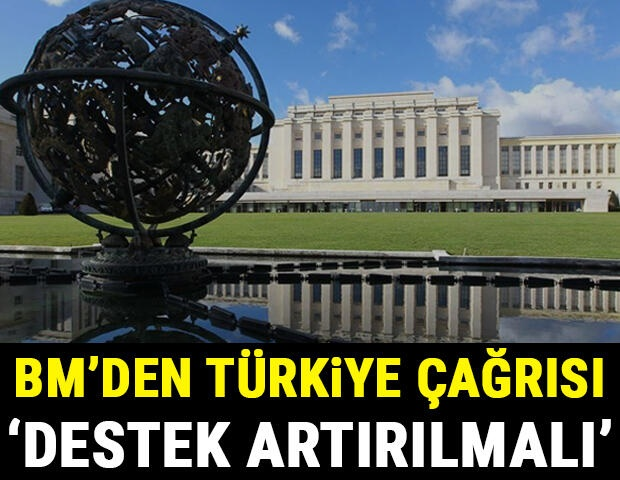 Son dakika: BM'den flaş Türkiye çağrısı… Ayrıntılar Haberin Detayındadır..