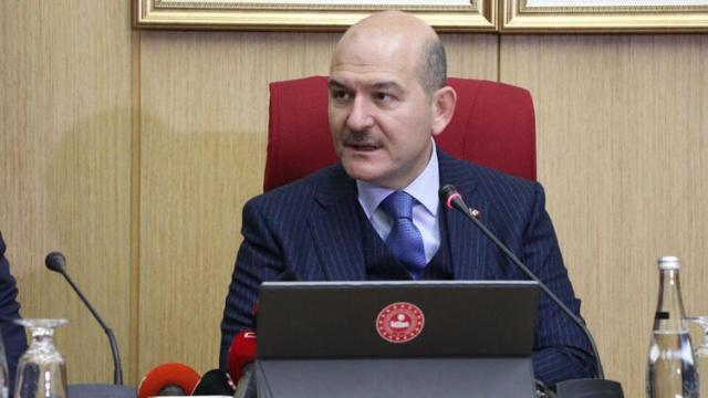 """İçişleri Bakanı Süleyman Soylu, şehirlerarası otobüslerin kazaya karışma oranının, diğer araçların 6 katı olduğunu belirterek, """"Otobüsler açısından mart ayından itibaren yıl sonuna kadar sıkıyönetim ilan edilmiştir"""