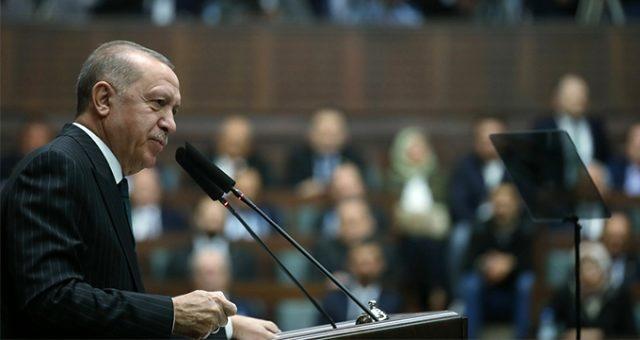 """Erdoğan'dan, """"33 şehit verdiğimiz gece neredeydiniz?"""" diye soran Kılıçdaroğlu'na yanıt.."""