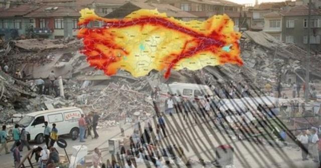 Prof. Dr. Şükrü Ersoy'dan Korkutan Deprem Açıklaması ve Uyarısı … Ayrıntılar Haberin