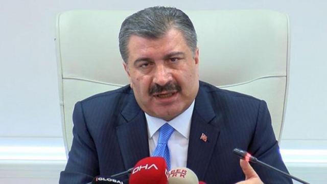 Sağlık Bakanı Fahrettin Koca, Türkiye'de corona virüs vakaları olduğu iddialarıyla ilgili açıklama yaptı.Ayrıntılar haberimizin detayındadır.