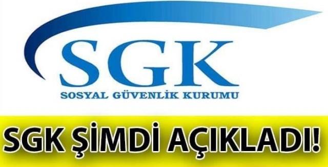 SGK'dan Milyonları Sevince Boğan Erken Emeklilik Müjdesi.. Ayrıntılar Haberin Detayındadır…