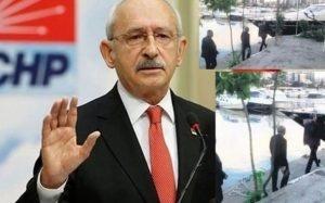 Kılıçdaroğlu Konuşması Esnasında Dikkat Çekici Anlar