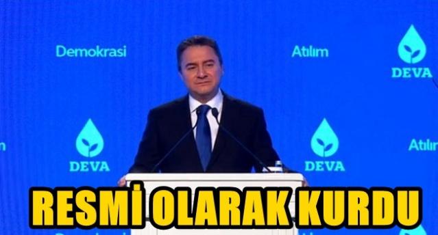 """Uzun süredir partisini kurması beklenen Ali Babacan, Demokrasi ve Atılım Partisi'nin tanıtım toplantısında yaptığı konuşmada """"Türkiye için demokrasi zamanı geldi, atılım zamanı geldi"""" diye konuştu.Eski AK Partili Ali Babacan, Demokrasi ve Atılım (DEVA) Partisi'nin tanıtım toplantısının düzenlendiği Bilkent Otel ve Konferans Merkezi'nde sahneye çıkarak bir konuşma yaptı.Babacan'ın konuşmasından satır başları:"""""""