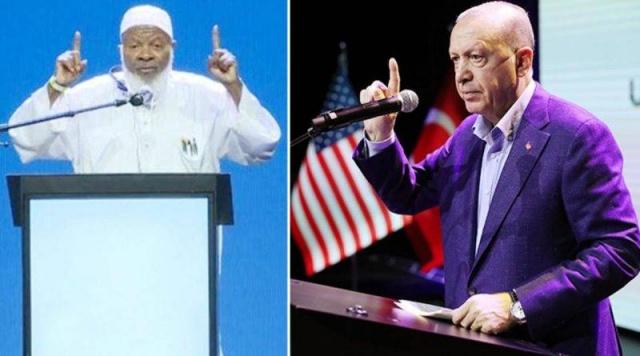 """Cumhurbaşkanı Recep Tayyip Erdoğan, dün Abd'de Türk Amerikan Ulusal Yönlendirme Komitesi (TASC) tarafından """"Daha Adil Bir Dünya Mümkün"""" konferansında konuştu."""