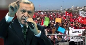 """Seçim kaybetsem de yokum"""" diyen Erdoğan'a yanıt geldi"""