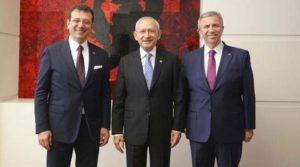 24. dönem CHP İstanbul Milletvekili Prof. Dr. Aydın Ayaydın, CNN Türk'te Ahmet Hakan'ın moderatörlüğünde gerçekleşen Tarafsız Bölge programına katıldı. Siyasi kulislerde konuşulan ve merak edilen soruları yanıtlayan Prof. Dr. Aydın Ayaydın, 2023 Cumhurbaşkanlığı seçimleri hakkında önemli açıklamalarda bulundu.