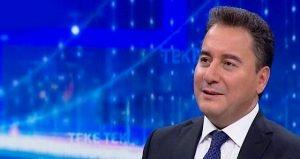 Yeni parti kurma çalışmaları yürüten eski bakan Ali Babacan, Habertürk Televizyonu'nda Fatih Altaylı'nın programına katıldı.