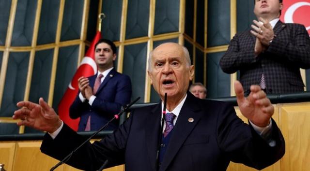 Devlet Bahçeli'den çok konuşulacak kanal istanbul açıklaması…