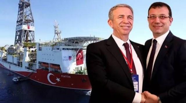 Cumhurbaşkanı Recep Tayyip Erdoğan'ın Fatih Sondaj Gemisi'nin Tuna-1 Kuyusu sondajında 320 milyar metreküp doğal gaz rezervi keşfedildiğini açıklamasının ardından Ankara Büyükşehir Belediye Başkanı Mansur Yavaş ve İstanbul Büyükşehir Belediye Başkanı Ekrem İmamoğlu'ndan dikkat çeken açıklamalar geldi.