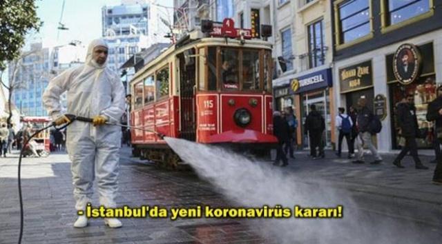 İstanbul Valiliği, 23 Eylül tarihinden itibaren tüm kamu kurumlarına girmeden önce HES kodu alınması gerektiğini duyurdu. İstanbul Valiliği'nin yaptığı yazılı açıkllamada, İl Umumi Hıfzıssıhha Meclisi'nin aldığı karara göre 23 Eylül Çarşamba gününden itibaren Hayat Eve Sığar (HES) kodu kullanımı zorunlu hale getirildi.