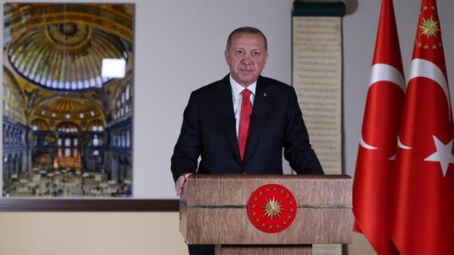 """Anayasa Mahkemesi Erdoğan'a """"Dur"""" Dedi!Bakın Neden.Ayrıntılar Haberin Detayındadır…"""