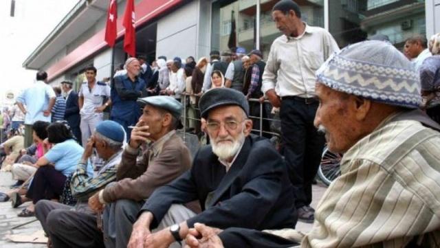 Emekliye Kötü Haber! İntibak Bekleyen Emekli İçler Acısı Halde